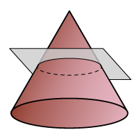 Cone - Cross Section 2 - Color