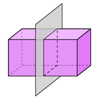 Cuboid - Cross Section 1 - Color