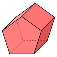Pentagonal Prism - Color