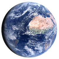 Planet Earth - Small