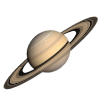 Planet Saturn - Small