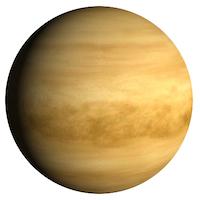 Planet Venus - Small