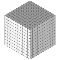 Thousand Cubes
