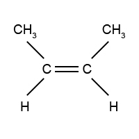 Formula - Cis Butene