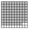 Hundredths Grid - 0.88