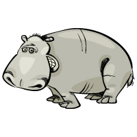 Animal - Hippo