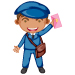 Profession - Mailman - Small