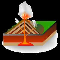 Volcano - Stratovolcano - Small