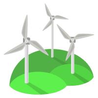 Earth Day - Wind Turbines