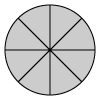 Circle 8/8
