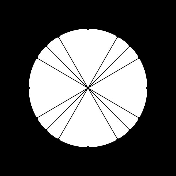Unit Circle Blank