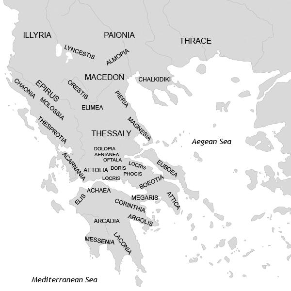 Greek City States