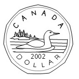 Canadian 1 Dollar