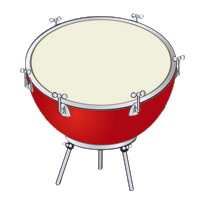 Instrument - Timpani