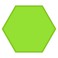 Hexagon - Color