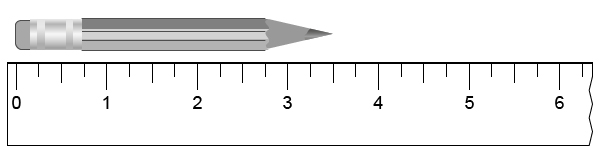 Inches 0-6 With Object #4