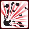 Hazard Sign - Explosive
