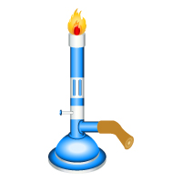 Lab Tool - Bunsen Burner