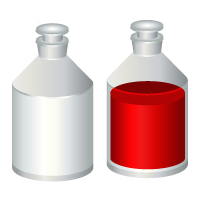 Lab Tool - Reagent Bottles