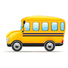 Back To School - School Bus - Small