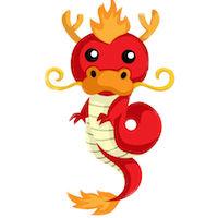 Chinese New Year - Dragon