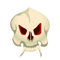 Halloween - Skull