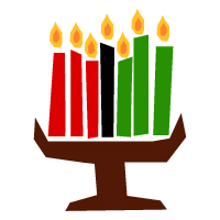 Kwanzaa - Candle Stick