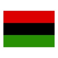 Kwanzaa - Flag