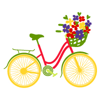 Spring - Bicycle