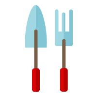 Spring - Garden Tools