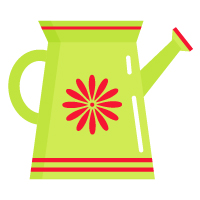 Spring - Watering Can