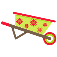 Spring - Wheelbarrow