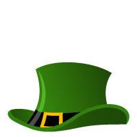 St. Patrick's - Hat