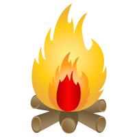 Summer - Camp Fire
