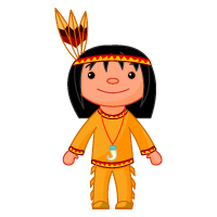 Thanksgiving - Indian Man