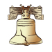 American - Liberty Bell - Small