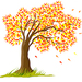 Fall - Tree - Small