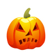 Halloween - Pumpkin - Small