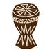 Kwanzaa - Drum - Small