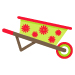 Spring - Wheelbarrow - Small