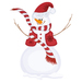 Winter - Snowman - Small