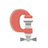 Carpentry Tools - C Clamp