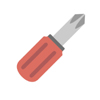 Carpentry Tools - Philips Head Screw Driver