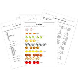 Printable Arithmetic and Number Concepts Worksheets