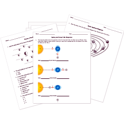 Printable Astronomy Worksheets