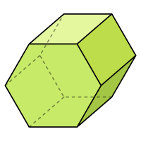 Hexagonal Prism - Color