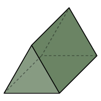 Triangular Prism - Color