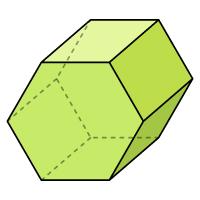 Hexagonal Prism - Color
