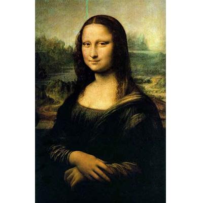 Painting - Mona Lisa - Leonardo Da Vinci
