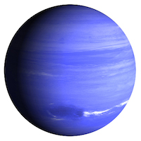 Planet Neptune - Small